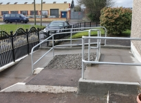 Ramp in Ballyphehane